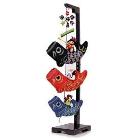 室内用 こいのぼり 室内 マンション 卓上 ミニ 鯉のぼり アパート コンパクト 吊るし 吊るし飾り つるし おしゃれ 初節句 脇飾り かわいい 五月人形 デニム金太郎鯉のぼり