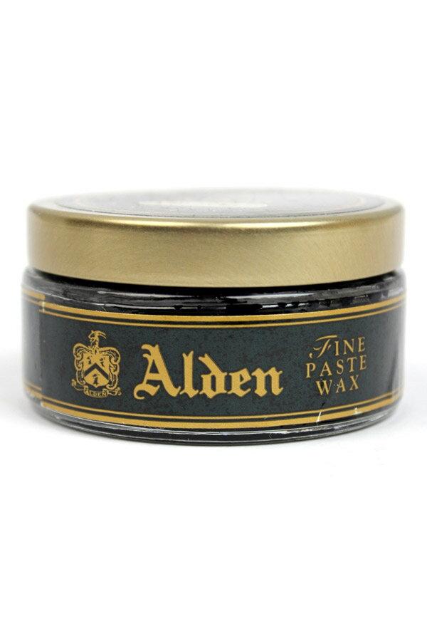 【新品】ALDEN PASTE WAX(オールデン 純正ペーストワックス ブラック)