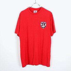 【中古】ADIDAS (アディダス) 90'S MADE IN USA 半袖 ロゴTシャツ[SIZE:S USED]
