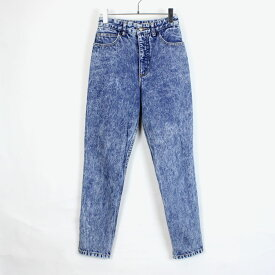 【中古】【WOMENS】(KA) 90年代 GUESS (ゲス) MADE IN USA DENIM PANTS デニム パンツ WASHED BLUE [SIZE:27 USED]