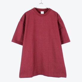【メンズ新品】(KA)(KO) CAMBER SPORTS WEAR(キャンバー スポーツウェア) MADE IN USA #301 8OZ T-SHIRT USA製 8オンスTシャツ BURGUNDY [NEW]