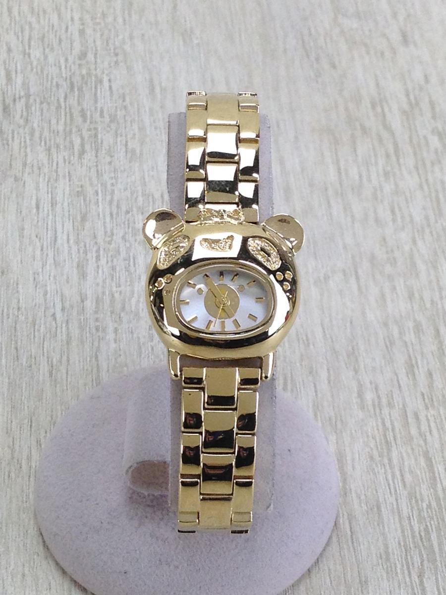 【中古】franche lippee◆クォーツ腕時計/アナログ【服飾雑貨他】