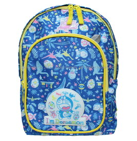 デイパック リュック Mサイズ ドラえもん 2020年版 リュックサック 子供リュック キッズリュック こども おでかけ かばん 通園バッグ 男の子 男児 女の子 女児 キャラクター バッグ 日本限定販売 ストッパー付き 高波クリエイト KOHA 青 ブルー I'm Doraemon 085518