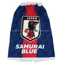 サッカー日本代表オフィシャルライセンスグッズ侍JAPANラップタオル