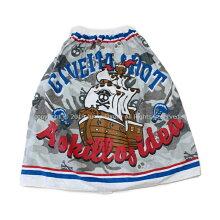 【メール便1点まで可】ラップタオルMサイズ60cm海賊船海賊巻きタオルバスタオルプールプール用品スイミングプールグッズキッズ子供男の子男児3400