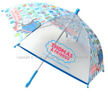 子供用手開き傘40cmトーマスきかんしゃトーマス傘かさカサ手開きレイングッズレイン用品雨具子供傘子供かさキッズ子供男の子男児キャラクター062869