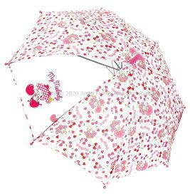 子供用 ジャンプ傘 50cm マイメロディ 2020年版 サンリオ マイメロ 子供傘 傘 かさ カサ レイングッズ レイン用品 子供かさ キッズ 子供 キャラクター キッズ傘 雨具 女の子 女児 ピンク ワンタッチ ジェイズプランニング 70078 084519