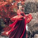 送料無料 豪華漢服 刺繍中国古代宮廷衣装 貴妃皇后女王変装 華流コスプレ舞台衣装 古典チャイナドレス 超美しい…