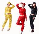 二点送料無料/レディースジャズ トップスのみ パーカ ダンス衣装 ステージ衣装 舞台 演出団服 ダンス衣装 現代ス…