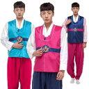 全品二点送料無料メンズファッション 韓国古代宮廷服・チマチョゴリ 舞台服装cosplay ステージ衣装コスプレ衣装 韓国…