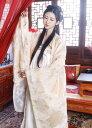 送料無料 豪華4点セット中華服 レディース用中国古代宮廷衣装 華やかな振袖漢服唐装 チャイナドレス ショール付…