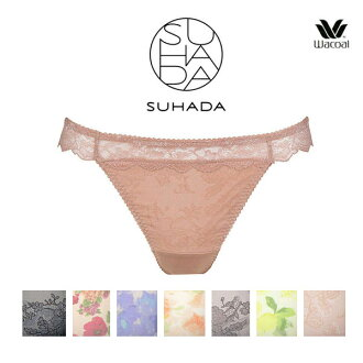 Wacoal SUHADA skin pair shorts PRA461M song (T back)