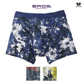 ワコール ブロス BROS ボクサーパンツ(前開き) GT3850 LL