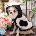 数量限定【ルルドール】うしケープ Sサイズ年賀状 カウ 牛 謹賀新年 丑 変身 仮装 イベント 2021 メール便対応商品