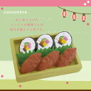 デコレ コンコンブル 春のお茶会 お花見/助六寿司 deole concombre 新作 ミニサイズの置物/かわいい置きもの/玄関/出…