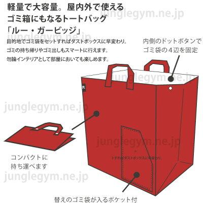 ルーガービッジ(roo-garbage)使用方法