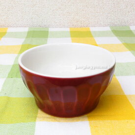スタジオエム(STUDIO M')ココット:ラズベリー耐熱性がある陶器製の可愛い(かわいい)の食器(器)。オーブンなどで作る焼き料理にも使用可能。スフレ皿(スフレ型/スフレカップ)に、アイスクリームやシャーベット、かき氷を盛りつけてもOK