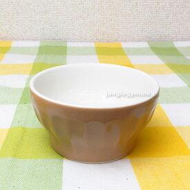 スタジオエム(STUDIO M')ココット:カフェオレ耐熱性がある陶器製の可愛い(かわいい)の食器(器)。オーブンなどで作る焼き料理にも使用可能。スフレ皿(スフレ型/スフレカップ)に、アイスクリームやシャーベット、かき氷を盛りつけてもOK
