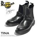 ドクターマーチン Dr.Martens TINA サイドゴア レディース ブーツ ショートブーツ ティナ 即日発送 | 靴 ショート かわいい おしゃれ シュー...