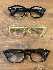 "【GLAD HAND】グラッドハンド 丹羽雅彦×GLADHAND J-IMMY GLASSES ""ORNAMENT"" GOLDメガネ"