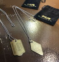 【GLAD HAND】グラッドハンド GH TAG - NECKLACE ネックレス