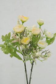 【造花 アートフラワー フェイク パーツ インテリア 雑貨 ギフト】ミニフラワー ピック