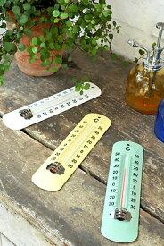 【温度計 室温計 おしゃれ インテリア 雑貨 ギフト 計測用具 アンティーク調 アンティーク風】サーモメーター