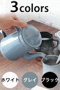 【コーヒーポット おしゃれ 食器 全3色 キッチン 雑貨 ギフト 琺瑯 ティーポット アンティーク調 アンティーク風】アンプリュス コーヒーポット