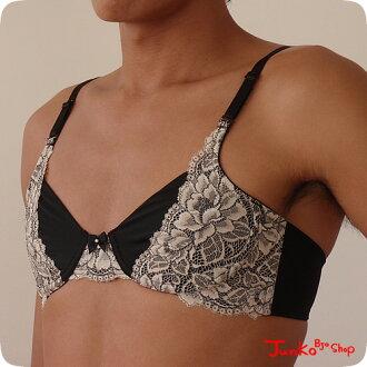 Male bra ★ フェミニンブラ BE