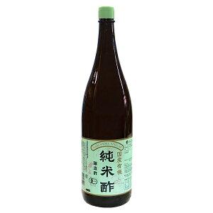 酢 マルシマ 有機純米酢 1.8L 一升瓶