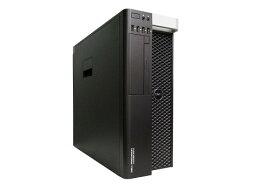 【あす楽対応】DELL PRECISION TOWER 5810 単体 Xeon E5-1630V4 Windows10 Pro 64bit Quadro M2000 メモリー16GB HDD2TB デスクトップパソコン【中古】【30日保証】1295730