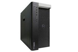 【あす楽対応】DELL PRECISION TOWER 7910 単体 Xeon E5-2630 v3 x2 FirePro W5100 x2 メモリー32GB 高速SSD256GB+HDD2TB Windows10 Pro 64bit デスクトップパソコン【中古】【30日保証】1295735