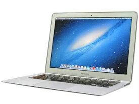 【在宅勤務】【テレワーク】apple MacBook Air 13インチ Mid WEBカメラ Core i5 4250U メモリー4GB 高速SSD128GB 無線LAN B5サイズ ノートパソコン【中古】【30日保証】4011817