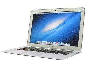 【あす楽対応】apple Mac Book Air A1466 WEBカメラ Core i5 4260U メモリー4GB 高速SSD256GB 無線LAN B5サイズ ノートパソコン【中古】【30日保証】1850176