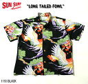 """No.SS37254 SUN SURF サンサーフSPECIAL EDITION""""LONG TAILED FOWL"""""""