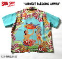 """No.SS37256 SUN SURF サンサーフSPECIAL EDITION""""HARVEST BLESSING HAWAII"""""""