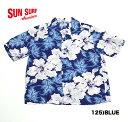 "No.SS37457 SUN SURF サンサーフS/S RAYON HAWAIIAN SHIRT""HIBISCUS BLOOM"""
