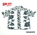 "No.SS37461 SUN SURF サンサーフS/S RAYON HAWAIIAN SHIRT""ISLAND FLORAL"""