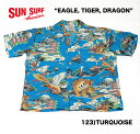 "No.SS37577 SUN SURF サンサーフSPECIAL EDITION""EAGLE,TIGER,DRAGON"""