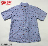 "No.SS34973SUNSURFサンサーフOXFORDBUTTON-DOWNS/SSHIRT""HULADANCER"""