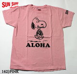 "No.SS77973SUNSURF×PEANUTSS/ST-SHIRT""ALOHA"""