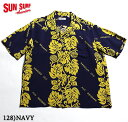 "No.SS37777 SUN SURF サンサーフS/S RAYON HAWAIIAN SHIRT""HAWAIIAN ULU"""