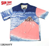 "No.SS37917SUNSURF×北齋SPECIALEDITION""凱風快晴"""
