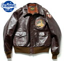 "No.BR80506 BUZZ RICKSON'S バズリクソンズA-2 No.23380 ROUGHWEAR CLOTHING CO.""AIR TRANSPORT COMMAND PATCH"""