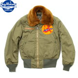 "No.BR14391BUZZRICKSON'SバズリクソンズB-15A""ROUGHWEARCLOTHINGCO.""535thBOMB.SQ."