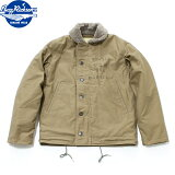 "No.BR14549BUZZRICKSON'SバズリクソンズTypeN-1Khaki""NAVYDEPARTMENT""SS-317BARBERO"