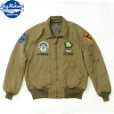 No.BR14720 BUZZ RICKSON'S バズリクソンズJACKET,FLYER'S COLD WEATHERBUZZ RICKSON UNIFORM COMPANY1st CAV.9th CAV…