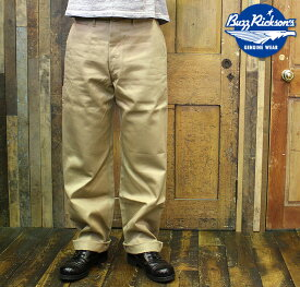"""No.M43035 BUZZ RICKSON'S バズリクソンズEARLY MILITARY CHINOS """"1945 MODEL"""""""