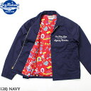 "No.BR14619 BUZZ RICKSON'S バズリクソンズ""ONE PUKA PUKA"" CLUB JACKET"