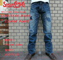 "No.SC40902R 14.oz SUGAR CANE FIBER DENIMLONE STAR JEANS ロンスタージーンズ""10year Aged""2 Star Model"